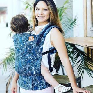 Tula Alyssa baby carrier