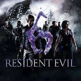 Resident evil 6 and 5
