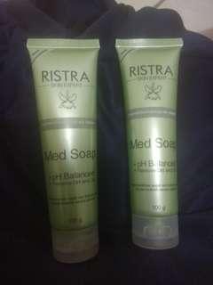 (NEW) Ristra Med Soap (dapet 2 tube)