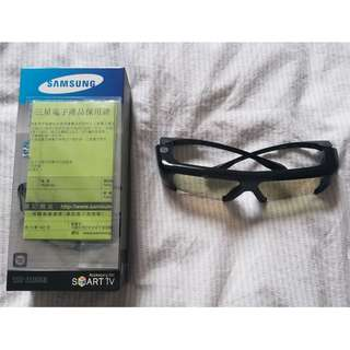 SAMSUNG 3D Active Glasses 主動式3D眼鏡 SSG-3100GB (兩副)