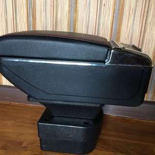 Center console compartment for mazda 2