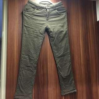 韓國鋪棉雪褲