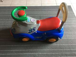 Kids Ride Push Car