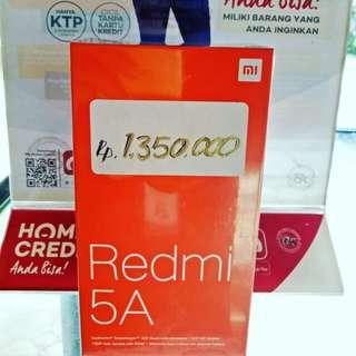 Xiaomi redmi 5a kredit aja di risma phone