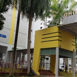 Blk 3 Ghim Moh Road 2+1+1 Unit For Rent Near Buona Vista CC22 MRT Station