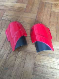 Y125z fork side covers.