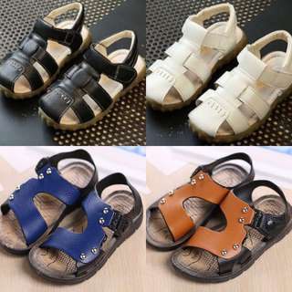 Boys Sandal 4 Pairs Only $20