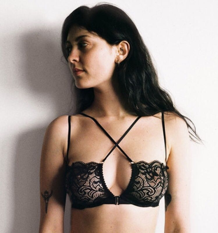 12DD Lonely Hearts bra