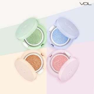 🚚 VDL妝前氣墊粉餅含補充包/盒