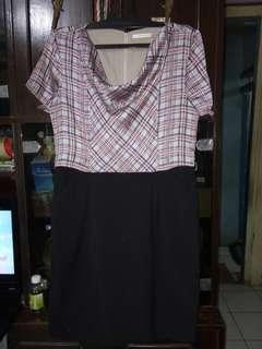 Khusus Hari ini - Dress Accent Size 14