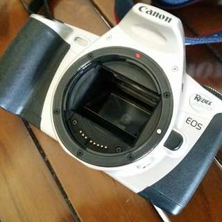 Canon eos rebel 2000 film camera