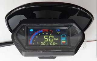 Speedometer for eBike