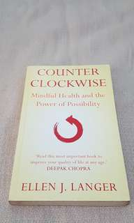 Health: Counter Clockwise by Ellen Langer