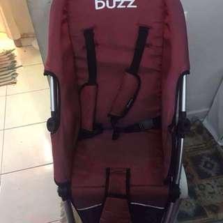 Quinny buzz to let go