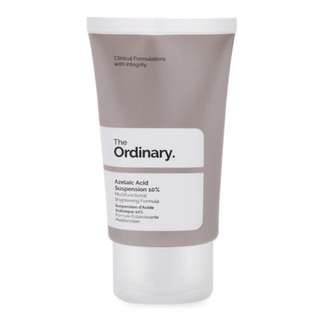 (現貨)The Ordinary Azelaic Acid Suspension 10%