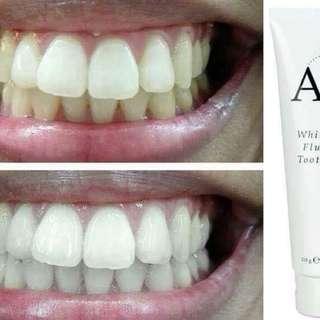 whitening toothpast