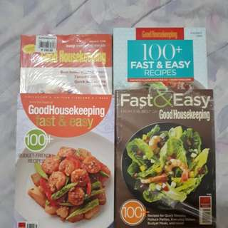 GOOD HOUSEKEEPING Recipe Book