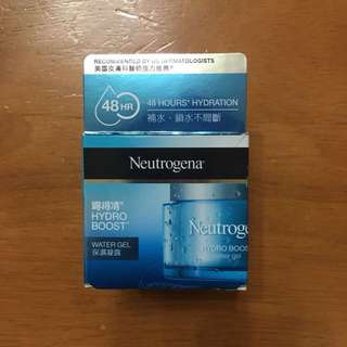 Neutrogena Hydro Boost water gel 露得清保濕凝露