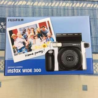 Fujifilm instax wide 300 free 20 pcs film