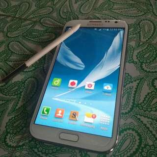 Samsung Galaxy Note 2 32GB for Gaming