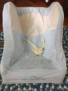 Free Dex baby daydreamer infant sleeper seat