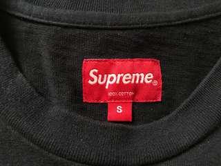 Supreme pocket tee
