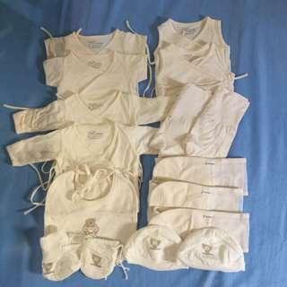 Newborn organic sets(repriced)