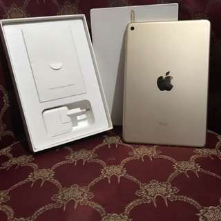 ipad mini 4 16gb wifi only fullset ori ex ibox bisa COD