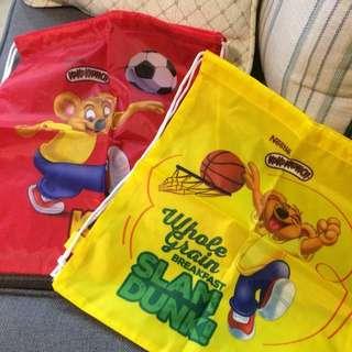 Nestle Kokokrunch Draw String bag