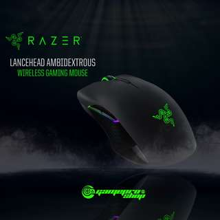 Razer Lancehead Ambidextrous Gaming Mouse (RZ01-02120100-R3A1)
