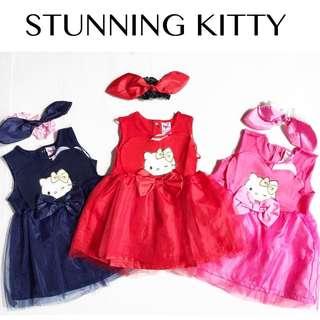 Stuning kitty dress 6bln - 18bln