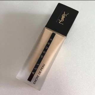BN YSL Beauty All Hours Liquid Foundation