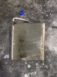 Car air con Kia Cerato forte replace air con cooling coil