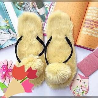 Furr sandal