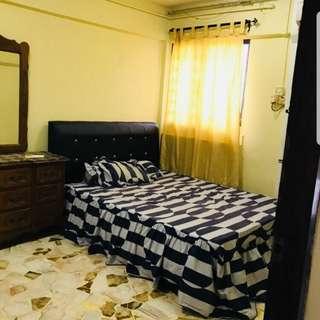 Blk 616 bedok reservoir road, room rental , master bedroom