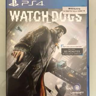 Watch Dogs / Battlefront PS4