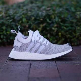 Adidas nmd R2 harvest white