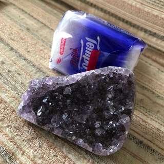 小型 紫晶鎮