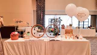 Wedding Table Decoration (Rental)