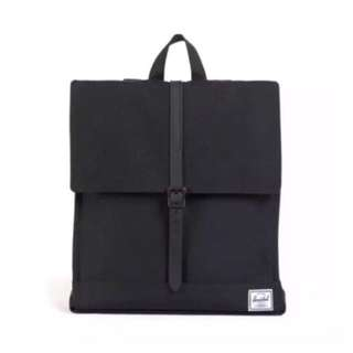 [INSTOCK] HERSCHEL SUPPLY CITY BACKPACK (BLACK)