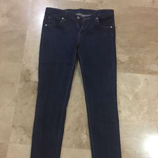 Uniqlo skinny jeans (2nd pair)