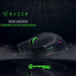 Razer Lanchhead Tournament Edition Gaming Mouse (RZ01-02130100-R3A1)