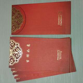 Red Packet - Standard Chartered - Priority Banking