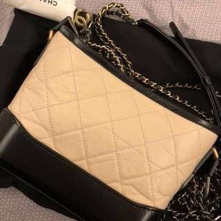 Chanel Gabrielle mini bag 100%real and 99%new