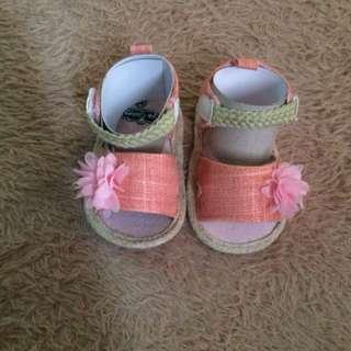 Baby boho type sandal