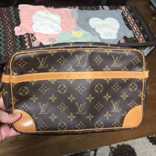 Vintage Authentic LV pouch