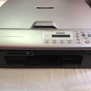 Brother DCP110C Used Printer/Scanner