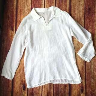 Baju pantai size M-L