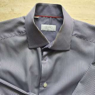 Eton shirt 👔 (size 15 neckline 15 3/4 inches)