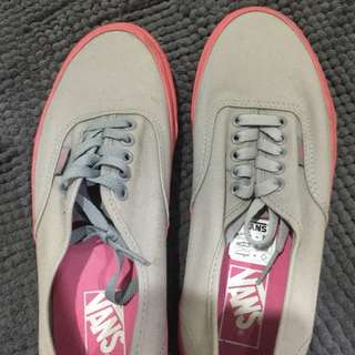 vans shoes (nego)